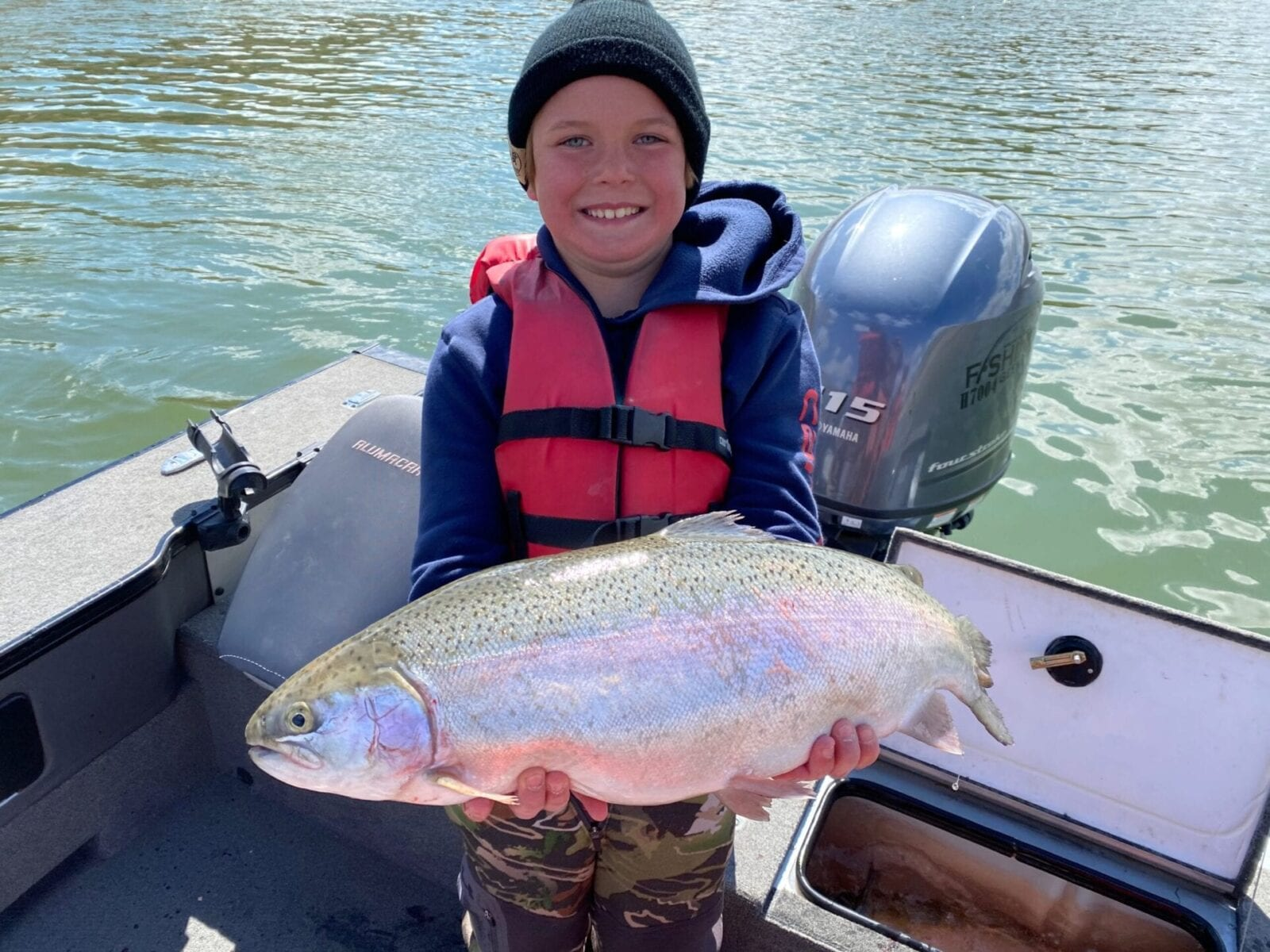 Lake Diefenbaker Angling